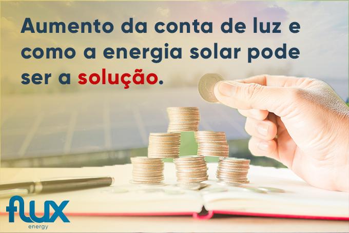 You are currently viewing Energia em Alta: Entenda o aumento da conta de luz e como a energia solar pode ser a solução