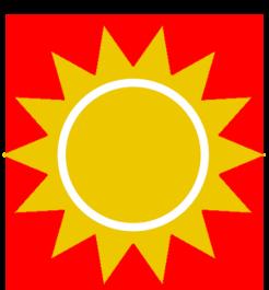 icone sol